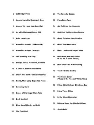 Christmas Carols: Super Easy Songbook