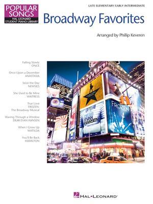 Broadway Favorites - Popular Songs Series