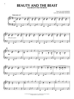 Disney Favorites - Creative Piano Solo