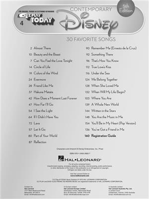 Contemporary Disney - 5th Edition