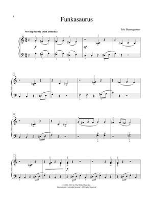 Jazz Piano Basics - Encore