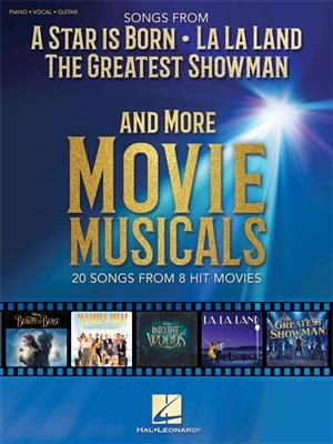 Songs from A Star Is Born and More Movie Musicals (Piano)