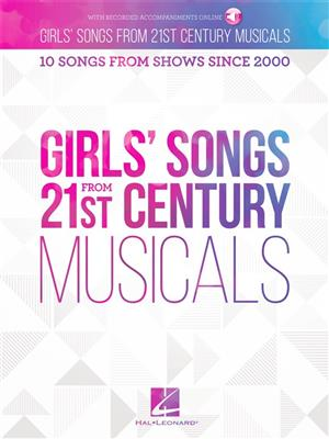 Girls' Songs from 21st Century Musicals