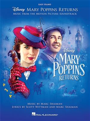 Mary Poppins Returns: Music From The Motion Picture Soundtrack (Easy Piano)