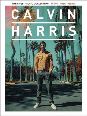 Calvin Harris: The Sheet Music Collection