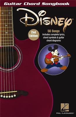 Disney - Guitar Chord Songbook - 2nd Edition