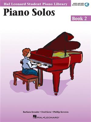 Hal Leonard Student Piano Library: Piano Solos Book 2