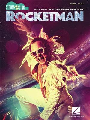 Rocketman - Strum and Sing Series for Guitar