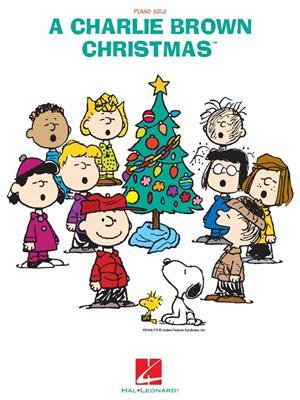 A Charlie Brown Christmas. Piano And Guitar Sheet Music