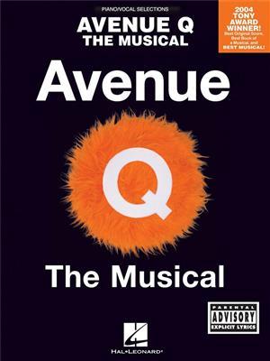Avenue Q: The Musical (Piano)