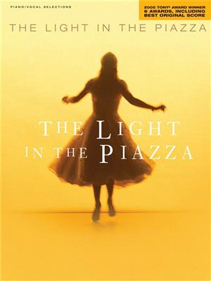 Adam Guttel: The Light In The Piazza - Vocal Selections. Voice Sheet Music