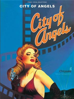 Cy Coleman City of Angels Vocal Selections PVG Sheet Music