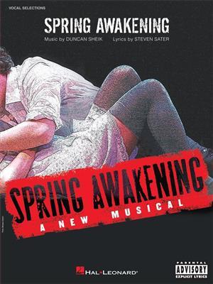 Duncan Sheik Spring Awakening Vocal Selections