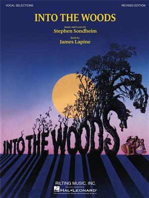 Stephen Sondheim: Into the Woods - Vocal Selections (Revised Edition) Cover