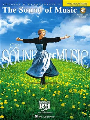 Richard Rodgers/Oscar Hammerstein II: The Sound Of Music - Vocal Selections With CD Cover