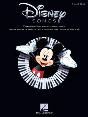 Disney Songs Piano Solo