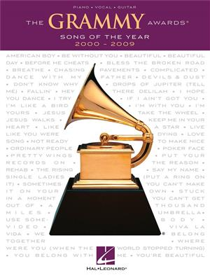 The Grammy Awards: Song Of The Year 2000-2009