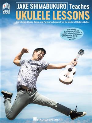 Jake Shimabukuro Teaches Ukulele (Book/Video Online)