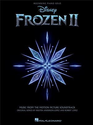 Frozen 2 Beginning Piano Solo Songbook