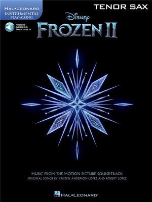 Frozen II - Instrumental Play-Along Tenor Sax