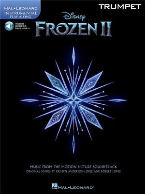 Frozen II - Instrumental Play-Along Trumpet