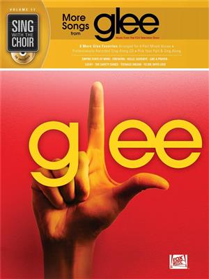 Sing With The Choir Volume 17: More Songs From Glee