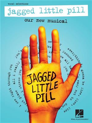 Cover for Jagged Little Pill