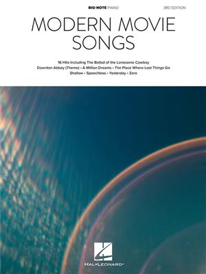 Modern Movie Songs - 3rd Edition