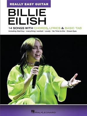 Billie Eilish - Really Easy Guitar Series