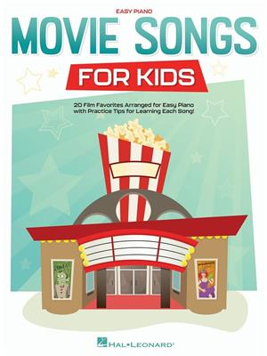 Cover for Movie Songs for Kids