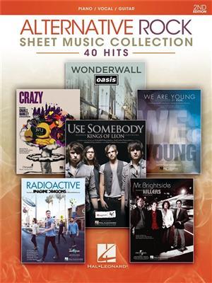 Alternative Rock Sheet Music Collection