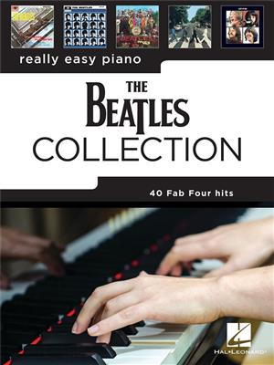 Really Easy Piano: The Beatles Collection