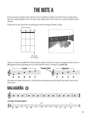 The Hal Leonard Ukulele Method: Ukulele For Kids (Book/Online Audio)