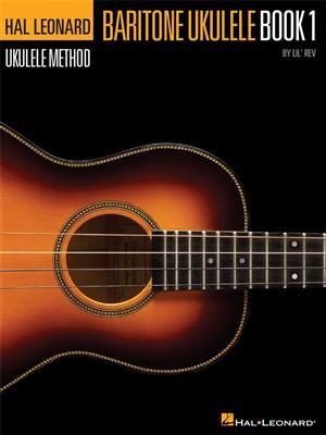 Hal Leonard Baritone Ukulele Method Book 1 Book Only