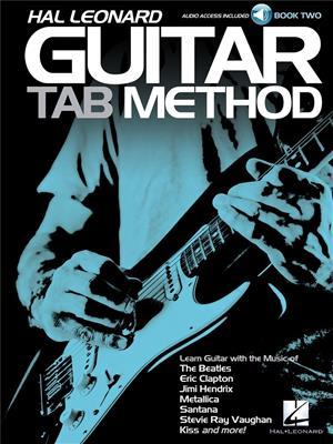 Hal Leonard Guitar Tab Method: Book Two (Book/Online Audio)