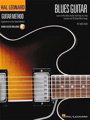 Hal Leonard Guitar Method: Blues Guitar
