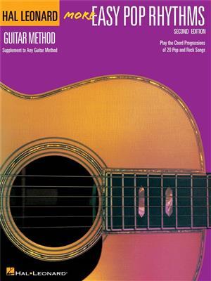 Hal Leonard Guitar Method: More Easy Pop Rythms - Second Edition