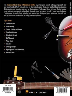 Hal Leonard Guitar Method - Setup And Maintenance