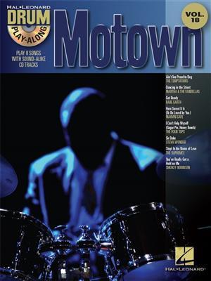 Drum Play-Along Volume 18: Motown