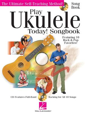 Play Ukulele Today! - Songbook