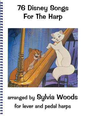 76 Disney Songs For The Harp