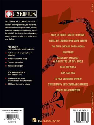 Jazz Play Along: Volume 23 - Latin Jazz