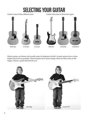 Hal Leonard Guitar Method: Guitar For Kids (Book/Online Audio)