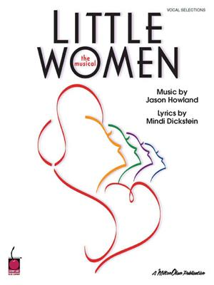 Jason Howland: Little Women - The Musical (Vocal Selections). PVG Sheet Music Cover