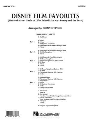 Disney Film Favorites