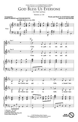 Andrea Bocelli: God Bless Us Everyone (Disney's A Christmas Carol) - 2-Part