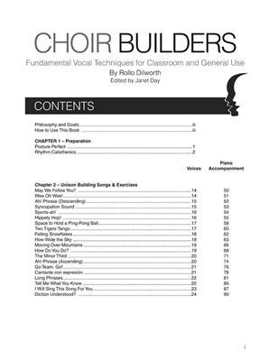Rollo Dilworth: Choir Builders