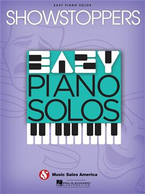 Easy Piano Solos: Showstoppers