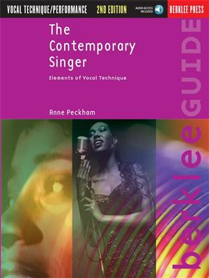 The Contemporary Singer: Elements Of Vocal Technique (Book/Online Audio)