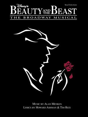 Alan Menken Beauty And The Beast The Musical Vocal Selections